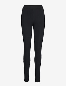 Basic leggings - leggings - true black v2