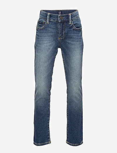 Kids Slim Jeans with Washwell™ - jeans - medium wash