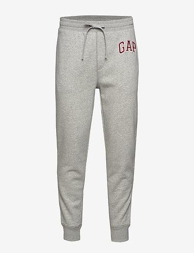 Gap Logo Joggers - kleding - b10 grey heather