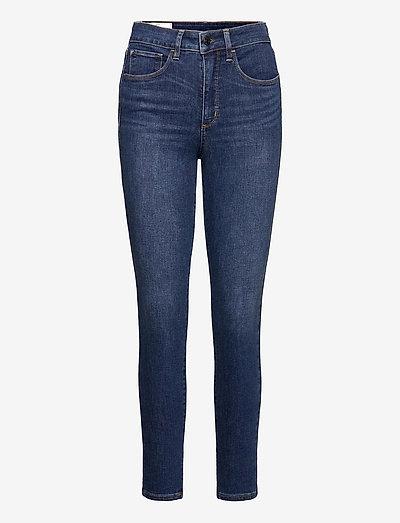 High Rise Universal Jegging With Washwell™ - skinny jeans - dark indigo 9