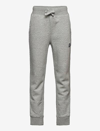 FLC LOGO SWTPNT V2 - joggingbroek - light heather grey v6