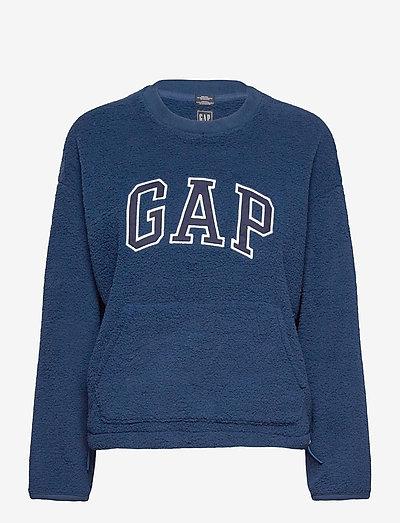GAP SHERPA PO CR - gensere og hettegensere - night