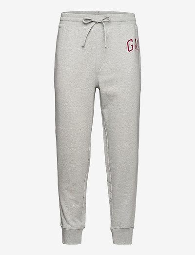 XLS FT ARCH JOGGER - joggingbroek - b10 grey heather