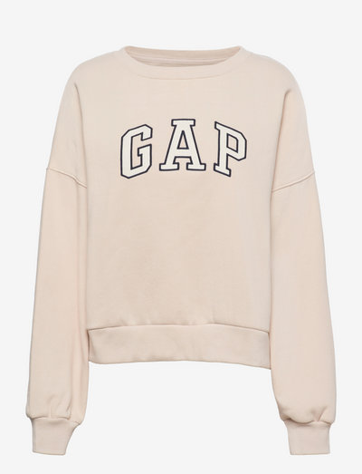 GAP DROP SHDLR PO CR - sweatshirts - oyster 083