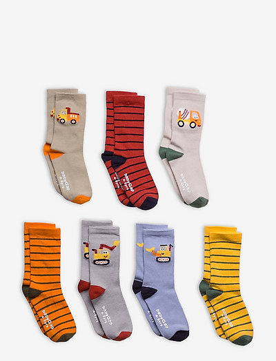 TB CNST 7PK - sokken - multi