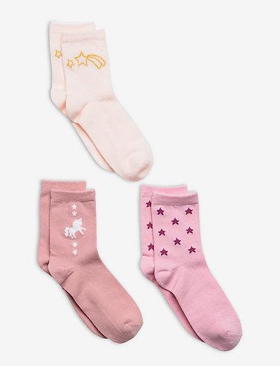 G UNI 3PK - sokken - multi