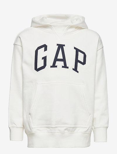 Teen Gap Logo Hoodie - hoodies - new off white