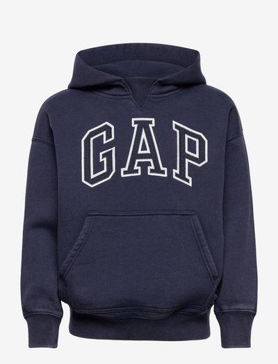 Teen Gap Logo Hoodie - hoodies - tapestry navy