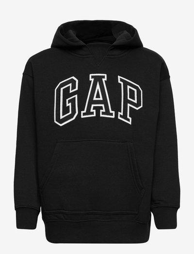 Teen Gap Logo Hoodie - hoodies - true black v2
