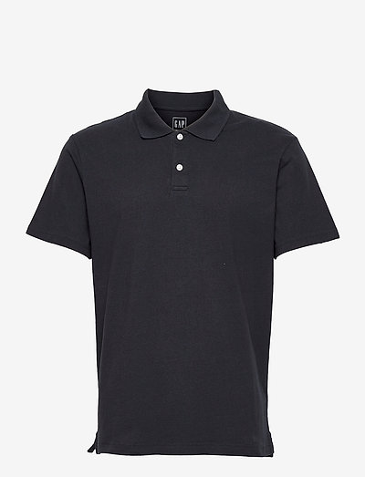 Organic Cotton Polo Shirt - polos à manches courtes - new classic navy