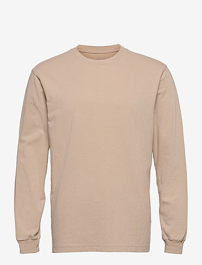 Relaxed T-Shirt - basic t-shirts - cappuccino