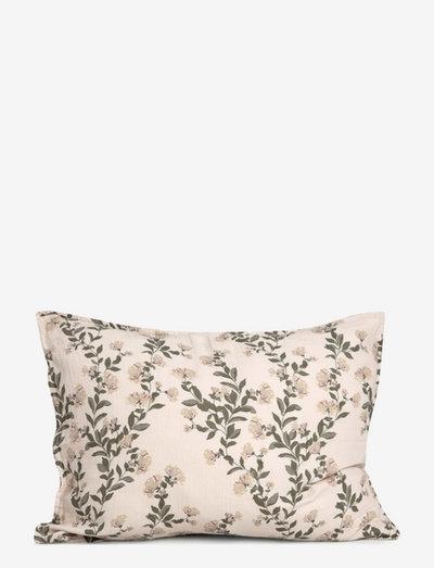 Muslin Pillowcase 50x60 - pillow cases - honeysuckle