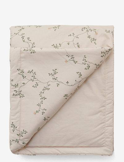 Filled Blanket - blankets - botany