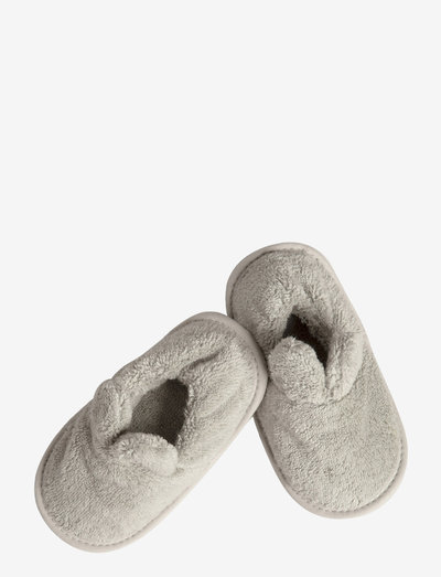 Terry Slippers - slippers - thyme