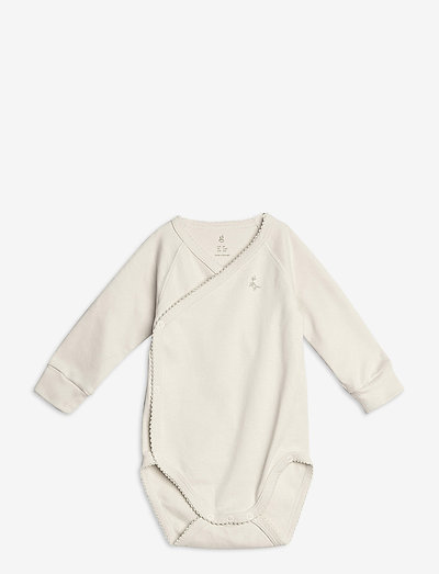 Body 0-3 M - long-sleeved - forget me not