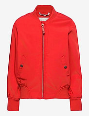 Garcia - girls outdoor jacket - bomberjacks - goji berry - 0