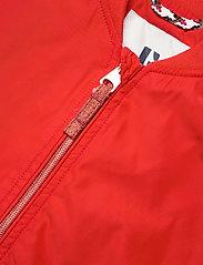 Garcia - girls outdoor jacket - bomberjacks - goji berry - 4