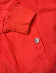 Garcia - girls outdoor jacket - bomberjacks - goji berry - 5
