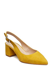CUPITER SUEDE - YELLOW