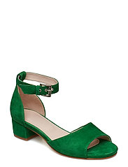 CALIBARAS SUEDE - GREEN