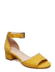 CALIBARAS SUEDE - YELLOW
