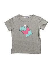 The cool TEE Conrad Camel - GREY