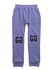 HANG OUT PANTS GG - VIOLET