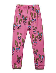 THE COOL LEGGINGS BENNY BUNNY - PINK