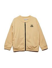 THE TRACK SUIT JACKET BANANA - BEIGE