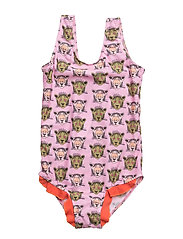 COOL SWIMSUIT KATE AND ALLEN - LIGHT PINK