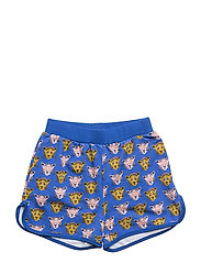 THE SHORTS KATE AND ALLEN - NAVY BLUE