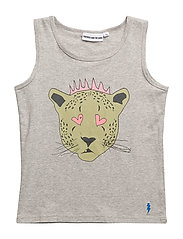 THE TANK TOP KATE - HEATHER GRAY