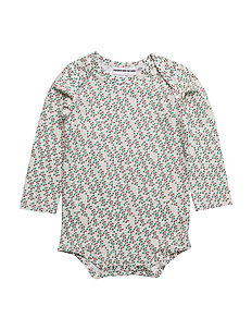 THE LONG SLEEVED ROMPER HOPES AND DREAMS - CREME