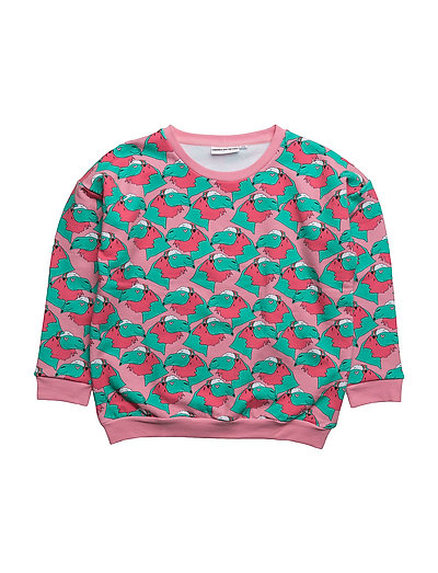 THE CLASSIC SWEAT SHIRT CONRAD THE CAMEL - PINK