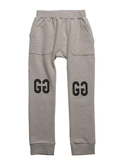 HANG OUT PANTS GG - GREY