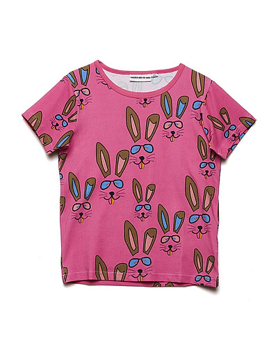 THE COOL TEE BENNY BUNNY - RED