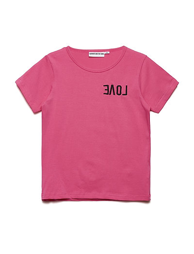 THE COOL TEE REVERSE LOVE - PINK