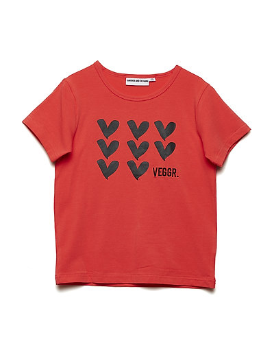 THE COOL TEE VEGGR - RED