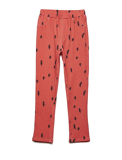 THE JEGGING STRAWBERRY - RED
