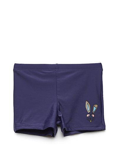 SWIMPANT BENNY BUNNY - NAVY BLUE
