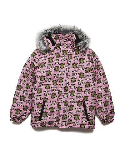 THE WINTERJACKET PINK - PINK