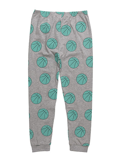 LEGGINGS BASKETBALL - GREY