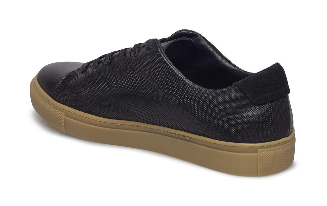 Black Perforated Extérieure Intérieure Garment Empeigne Lace Supérieure Project Signature Classic Semelle Semelle Textile 100 Caoutchouc Cuir New Doublure wqwI60