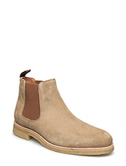 Chelsea Boot - TOBACCO SUEDE