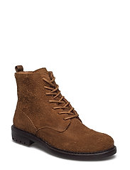 Army Boot - TOBACCO