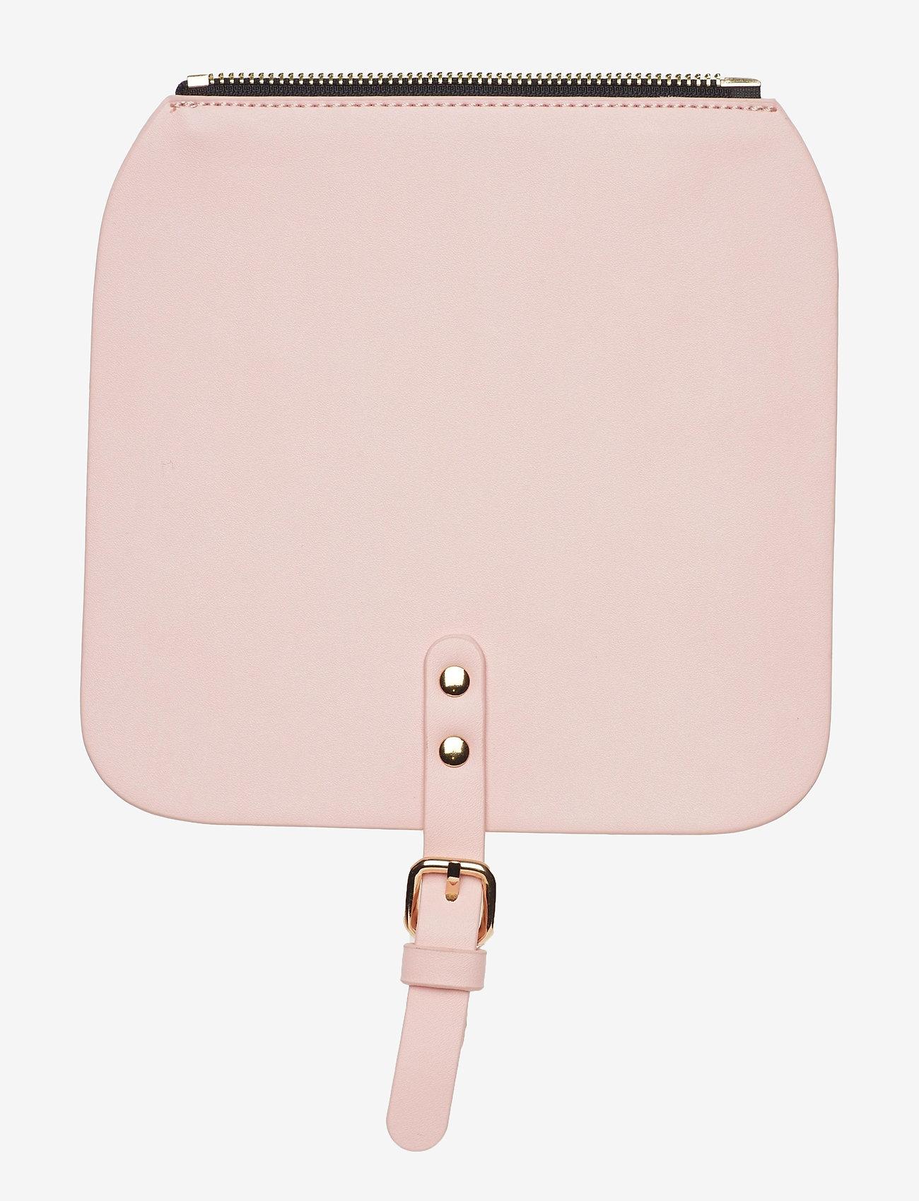 Gaston Luga - Clässy Mini Flap Top - axelremmar - pink - 0