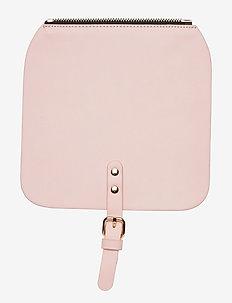 Clässy Mini Flap Top - axelremmar - pink