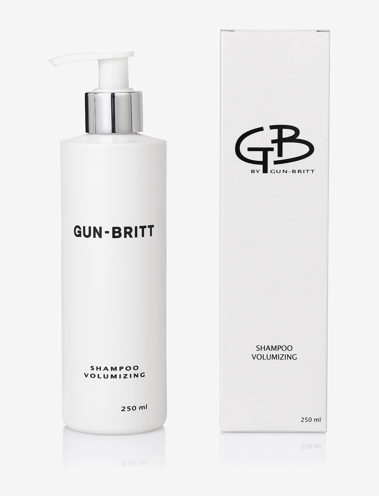 GB by Gun-Britt - Shampoo Volumizing - shampoo - clear - 1