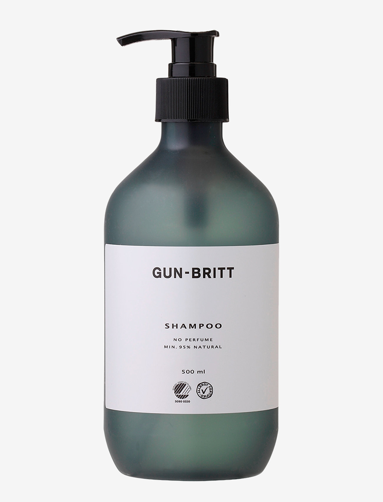 GB by Gun-Britt - Shampoo Svane & Allergy - shampoo - clear - 0