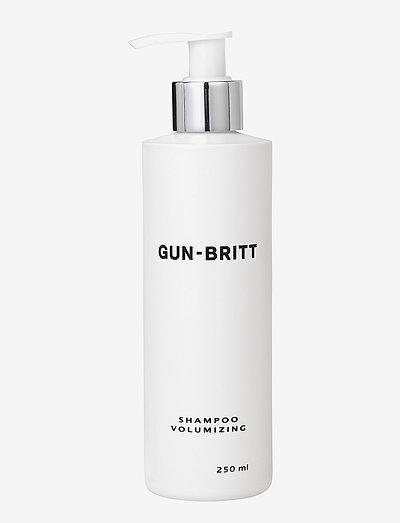 Shampoo Volumizing - shampoo - clear